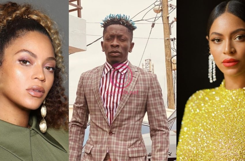 Shatta Wale Drops First-Ever Photo With Beyonce After Already Music Video Release – Here Is What He Said (See Photo)