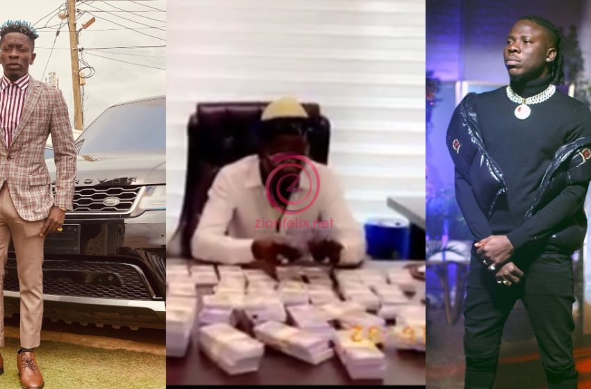 Shatta Wale Hits Back Hard At Stonebwoy After Asaase Sound Clash With Kill And Gone – Listen