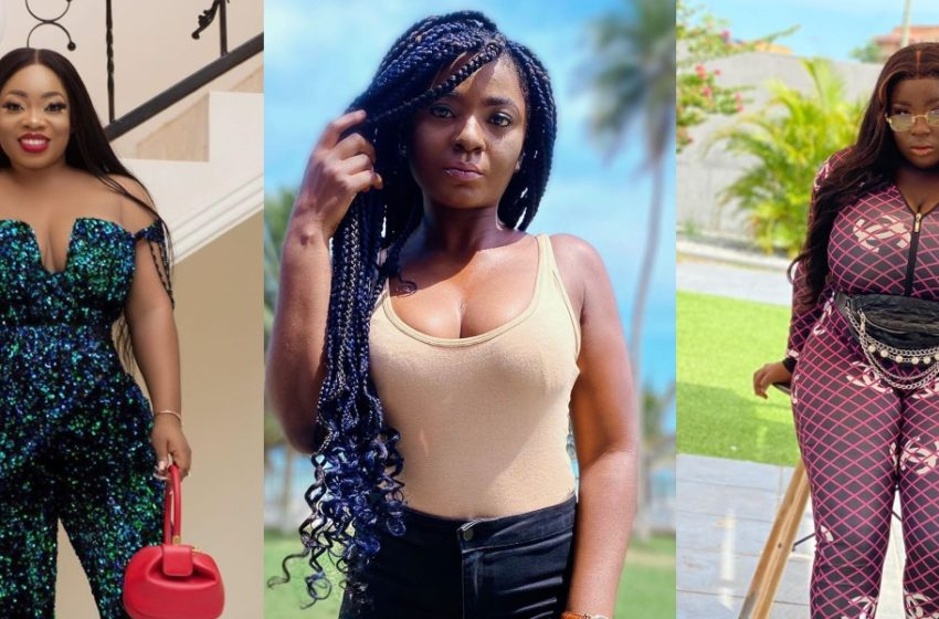 Seven Top Ghanaian Female Celebs You Did Not Know Had Tattoos On Their Bodies (See Where- +Photos)