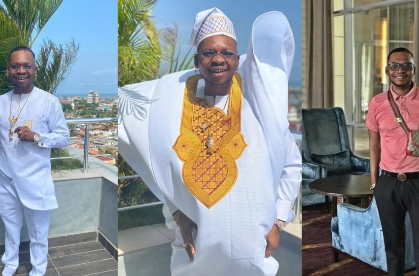 Nana Tonardo Reacts To Photos Claiming He Dumped Bible, Quran And Torah In The Toilet (See His Response)