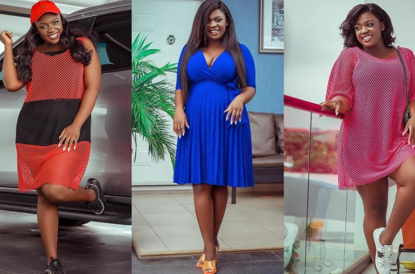 Instead of Trolling Me, Use The Energy To Look For Money To Pay Your Rent – Tracey Boakye Tells Her Critics In New Video (Watch)