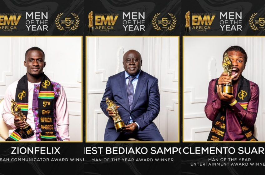 Here Is The Full List Of All The Winners At 2020's EMY Africa Awards (+Photos)