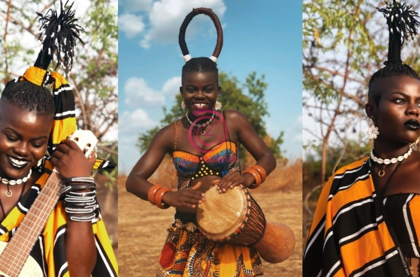 Wiyaala Shares Photos Of Her Pretty And Adorable Mother Who Looks Just Like Her (See Photos)