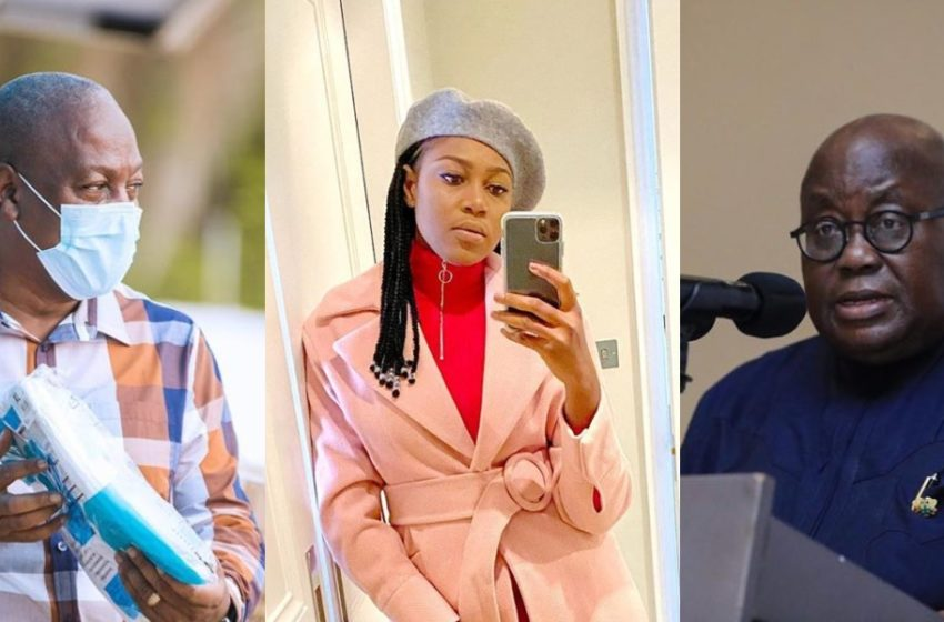 Use Your Common Sense; The Politician Doesn't Care About You – Yvonne Nelson To Ghanaians