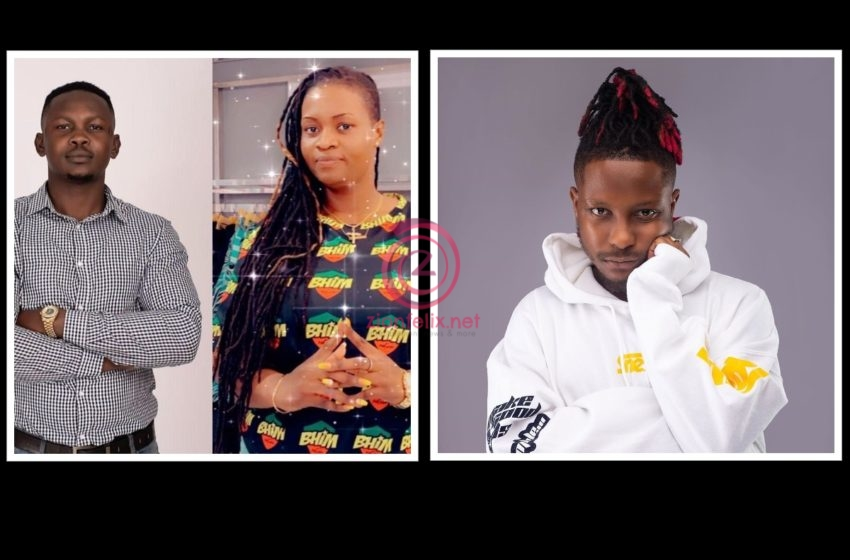 Blakk Cedi Shoots Down Aisha Mode's Claim That He's Stopped Working With Kelvynboy