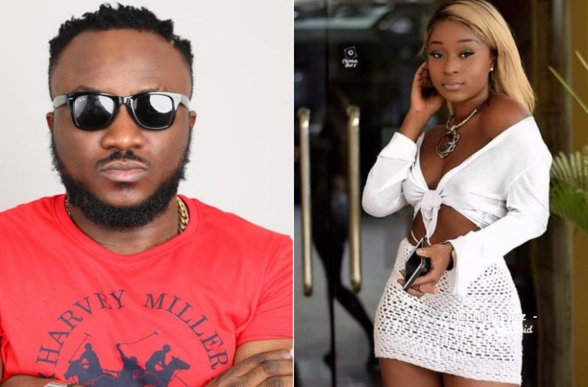 Efia Odo Is Fooling, Whoever Stops Me From Disciplining Her Is Also A Fool – Angry DKB Fires