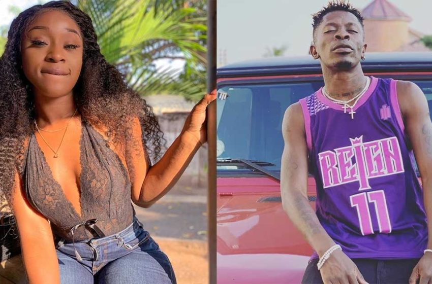 I Sleep With Shatta Wale In My Mind – Efia Odo Confesses