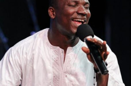 This Is Lovely! Check Out Beautiful Video Of Francis Amo's Son Who Is Ready To Take The Microphone And Minister