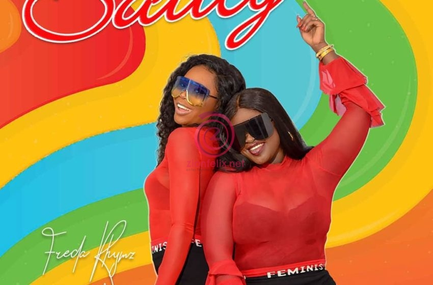 Freda Rhymz And Sista Afia Join Forces For 'Saucy' Music Video – Watch