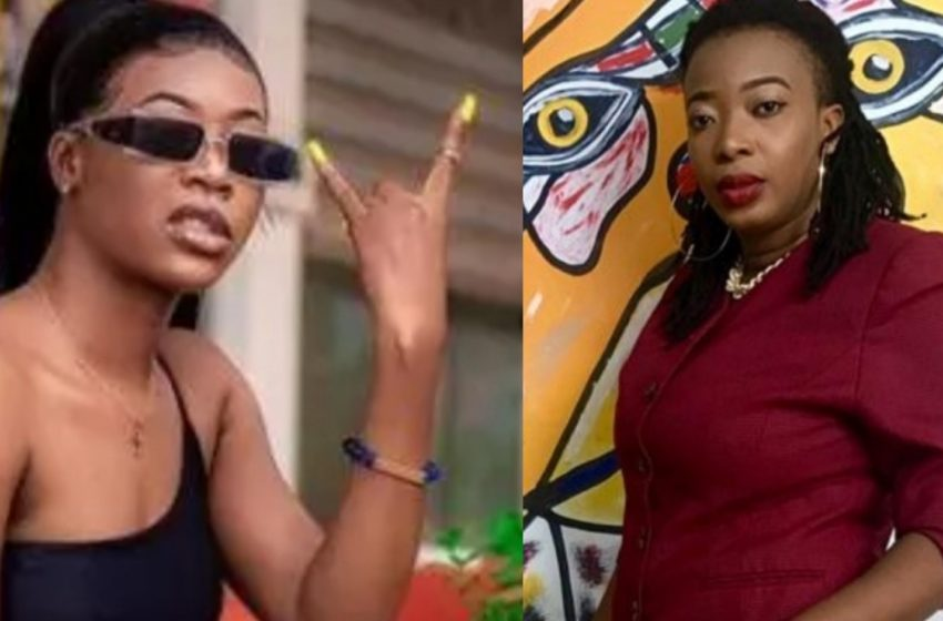 You Were Chasing Me Like A Dog, Ungrateful And Opportunist Like You – Ohemaa Dadao Sends Last Warning To Freda Rhymz In New Video