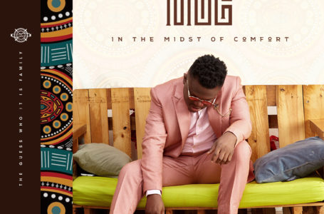 Kobby Salm Releases Official  Album Art Cover, Tracklist And Credits Ahead Of  His Debut Album #ITMOC (In The Midst Of Comfort)