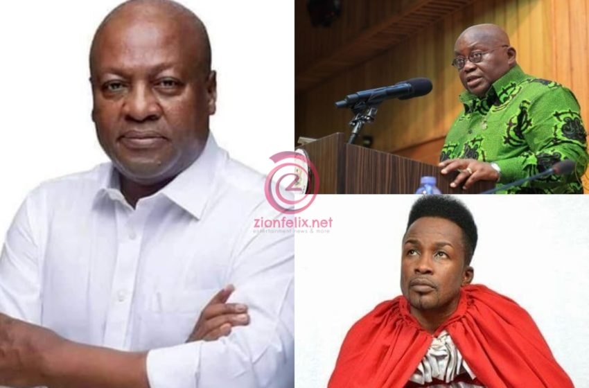 Nicholas Omane Acheampong Pleads With Mahama To Step Aside For Akufo-Addo To Rule For A Second Term
