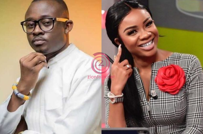 Serwaa Amihere Replies Kwame Gyan