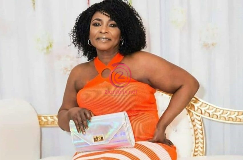 Veteran Actress Kyeiwaa Ventures Into Music; Drops First Gospel Song After Her Marriage (Watch)