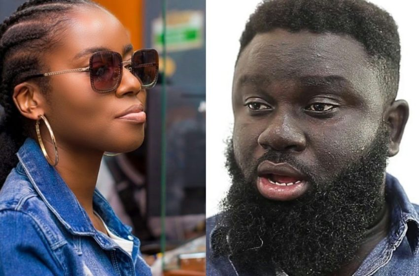 MzVee Lied, I Never Told Her I Wanted To Work With Her – George Britton