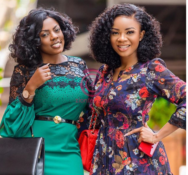 Nana Aba Anamoah Jumps To The Defense Of Serwaa Amihere Over Kojo Oppong Nkrumah's Interview – Here's What She Said