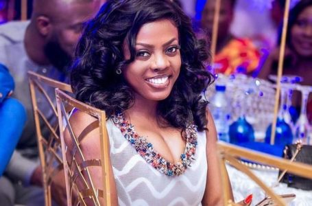 Nana Aba Announces Intentions To Enter Politics (+ Screenshot)