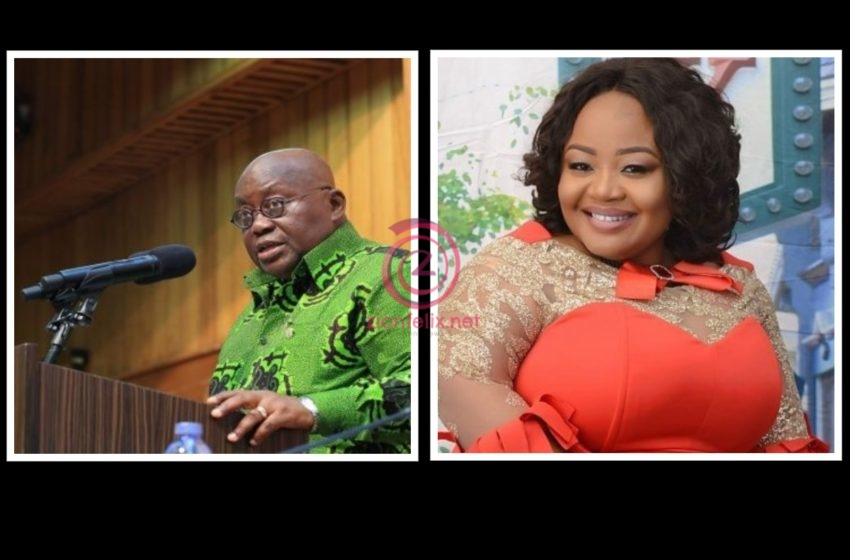 Give Akufo-Addo Four More Years  – Selina Boateng To Ghanaians