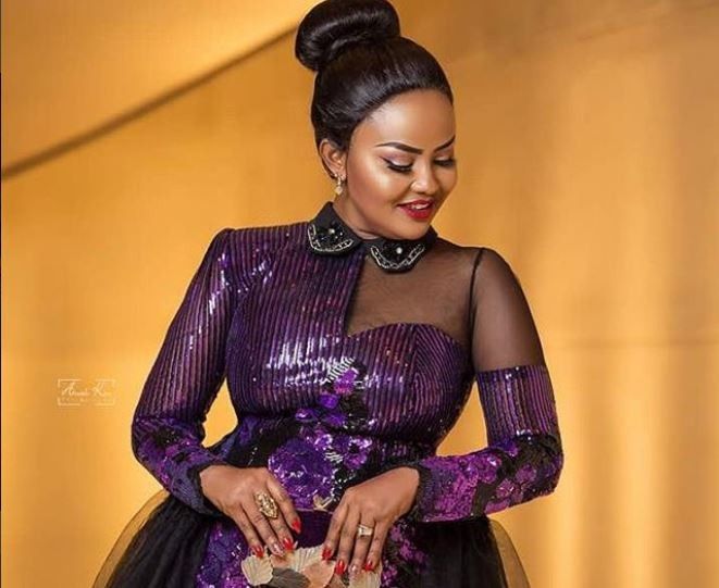 Nana Ama McBrown gives reason why she changed her name