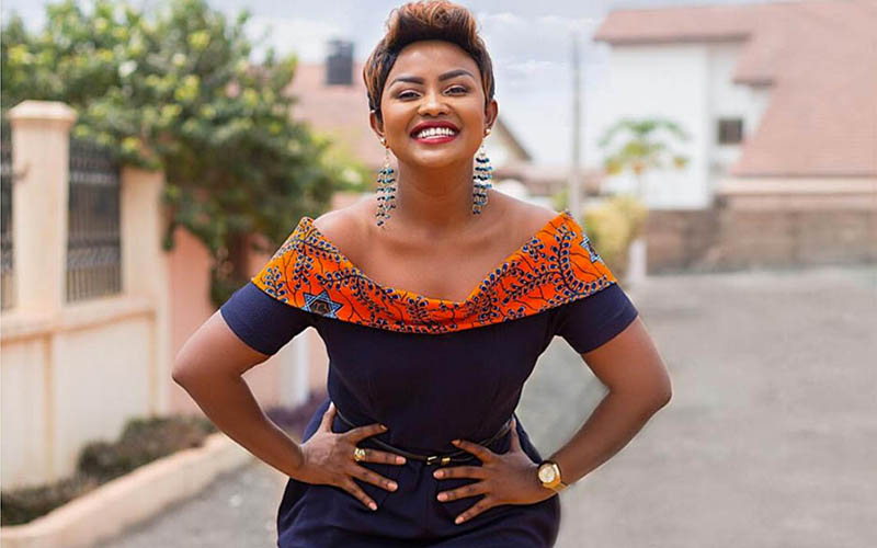 I have featured in over 1000 movies-Nana Ama McBrown