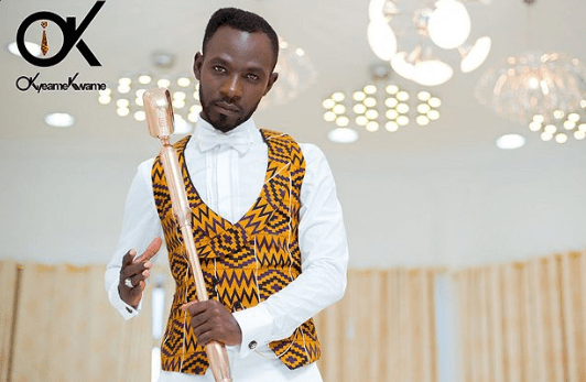 Okyeame Kwame Reveals Why He Is Still Relevant In The Ghanaian Music Scene