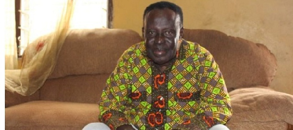 Osofo Dadzie's Children Appeals To President Akufo-Addo To Give Him A State Burial