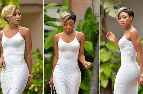 Akuapem Poloo Accused Of Wearing Foam To Increase Size Of Her Back In New Video – See Her Reaction