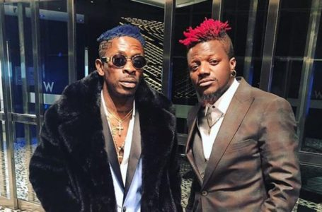 """VIDEO: """"Let's Us Forget Everything"""" – Pope Skinny 'Begs' Shatta Wale After Months Of Their Beef And Calls For Friendship"""