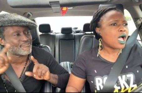 Lady Who Welcomed Reggie Rockstone Into Her House In A See-Through Sexy Lingerie Speaks (Watch Video)