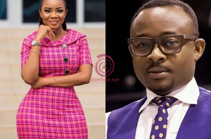 Kwame Gyan Is Back Again, Tells Serwaa Amihere What Serious Journalists Do Before Interviews