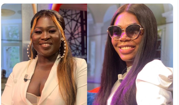 Freda Rhymz Sincerely Apologizes To Sista Afia As They Ready To Release New Song (See Photo)