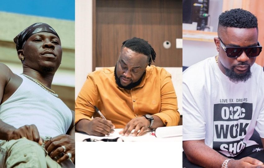 I Have Not Spoken To Stonebwoy Following The Issue With Angeltown – Sarkodie Speaks In New Video