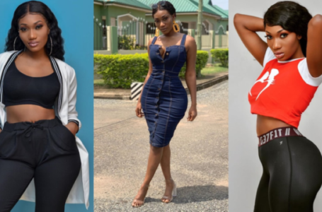 Video: Wendy Shay Blows Cash On Fans