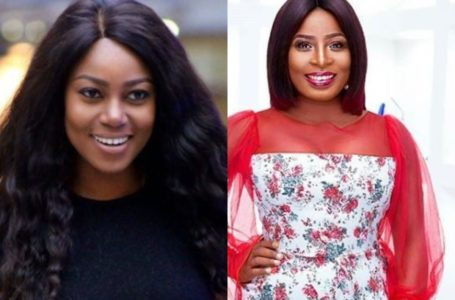 I Have Never Hated On Anybody In My Life – Gloria Sarfo Replies Yvonne Nelson (See Her Reply)