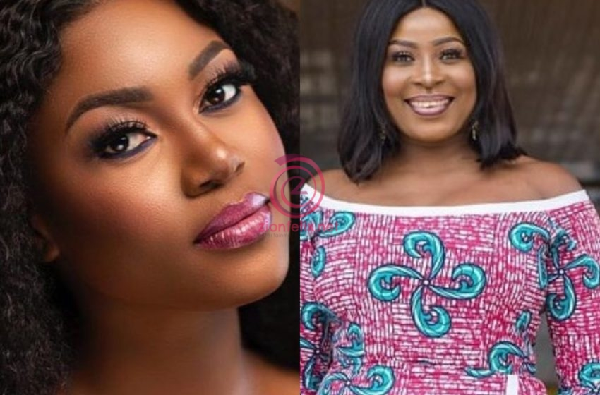 Your Hate Didn't Start Today, Stop Sounding Bitter And Learn How To Love – Yvonne Nelson Blasts Gloria Sarfo