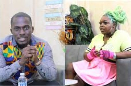 Queen Haizel Angers ZionFelix During Live Interview, Ends Interview Abruptly – Watch