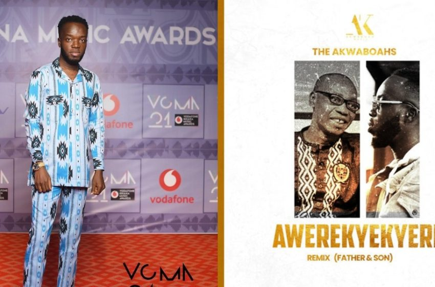 """The Akwaboahs – Father And Son Finally Drop Remix For All-Time Classic """"Awerekyekyere"""" (Watch)"""