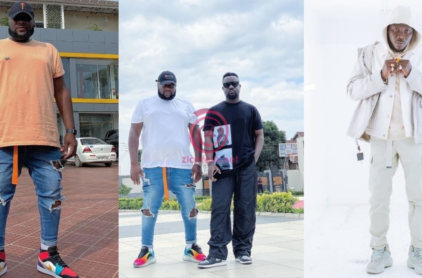 Stonebwoy Punches Sarkodie's Manager; Lands Angeltown In Hospital (Ola Michael Confirms In Video) – Watch