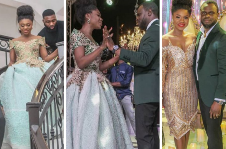 Becca Receives A Surprise From Her Husband As They Celebrate 3rd Marriage Anniversary