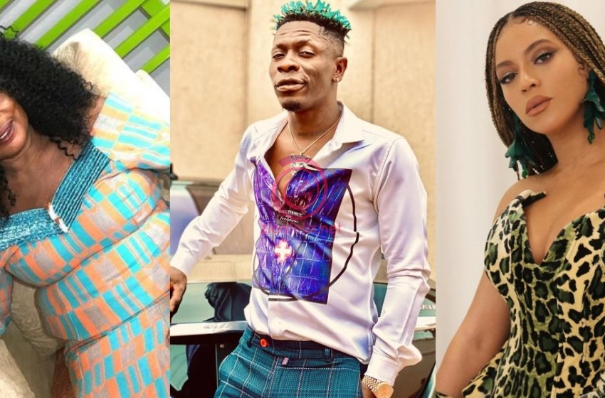 Maame Dokono Congratulates Shatta Wale Over Collaboration With Beyonce