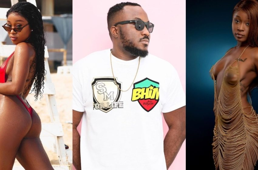 Which Company Would Take You Serious When You Are Always Showing Pant And Nipples? – DKB Attacks Efia Odo Over Her Comments (See What He Said)