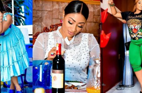 Queen Of Perfumes? Check Out The 50 Perfumes Splashed In Actress Ellen Kyei White's Bedroom (Watch Video)