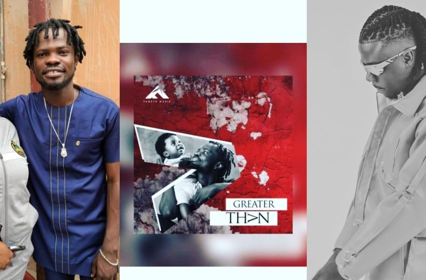 Stonebwoy And His 'Girl' Give Massive Support To Fameye As They Pre-Order His Greater Than Album For $1,000 (See Details)