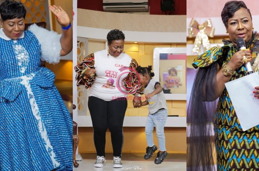 Oheneyere Gifty Anti Celebrates Pretty Daughter's Third Birthday With Lovely Photos and Emotional Message (See Photos)
