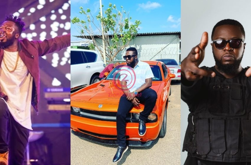 Rapper Guru Survives Accident (See Photos)