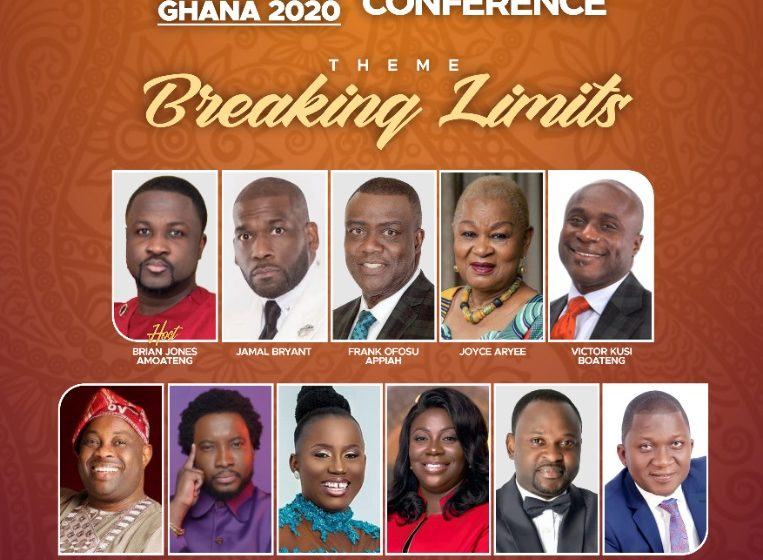 Pastor Brian Amoateng, Prophet Sampson Amoateng, Sonnie Badu, Dr Joyce Aryee, Diana Hamilton, Patricia Obo Nai, Others To Speak At 2020 iYES Virtual Conference