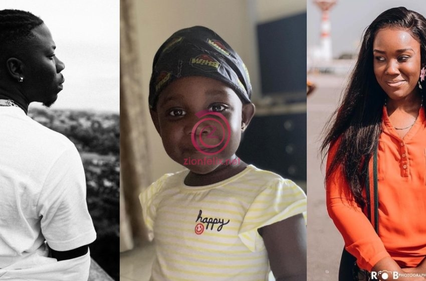 Stonebwoy's Daughter Jidula Joins Putuu Trend As She Creates Her Own Funny Lyrics For The Song (Watch Video)