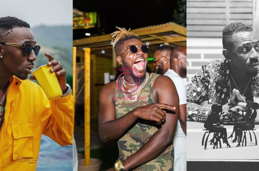 Stop Disgracing Yourself – Joint 77 Goes Hard On Pope Skinny Over His Comment About Shatta Wale's Video With Beyonce (Watch)