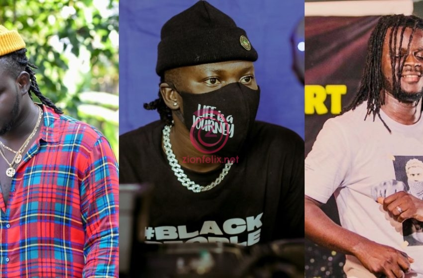 I Gave Stonebwoy My Shirt And Chain For His Climax Video; I don't Hate Him – Jupitar Speaks In Video (Watch)