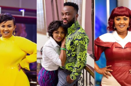 Nana Ama McBrown Throws Birthday Party For Husband Maxwell; Kwaisey Pee, Nana Boroo Other Stars Attend (Watch Video)